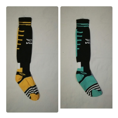 10 pares de calcetas de arbitro
