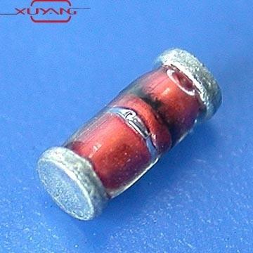 10 pc diodo de sinal 1n4148 in4148 ll4148 smd mini melf 1206