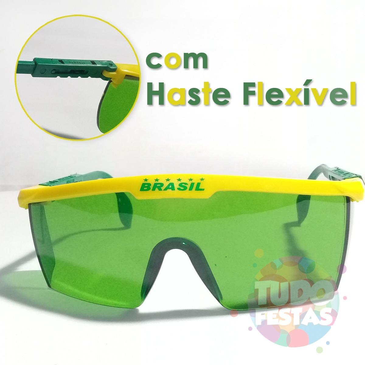 d4d198254bb99 10 pçs oculos brasil torcedor festa fantasia futebol esporte. Carregando  zoom.