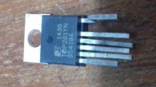 10 peças circuito integr top261yn top261y top261 yn original
