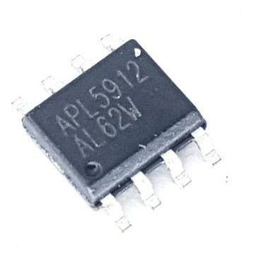 10 peças transistor apl5912 so-8p novo