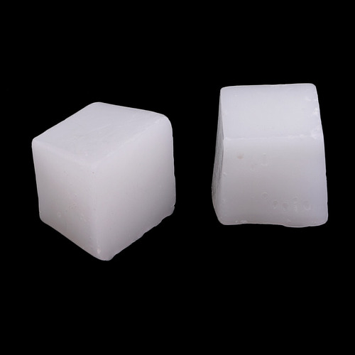 10 pedazos de bloques de cera de parafina elegante de forma
