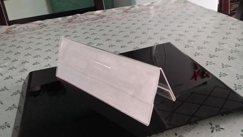 10 personificador de acrilico 2mm $400 10x6 cm