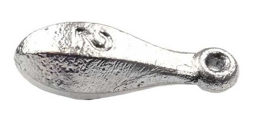 10 pesa pesca plomo plomada  sz: 2