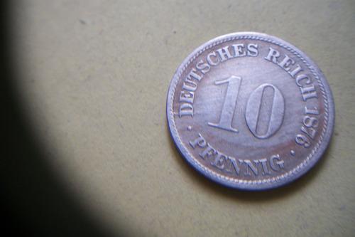 10 pfenning deutschesteich