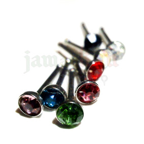 2b3a45b92dcd Piercing Titanio Nostril Nariz - Aretes en Mercado Libre México