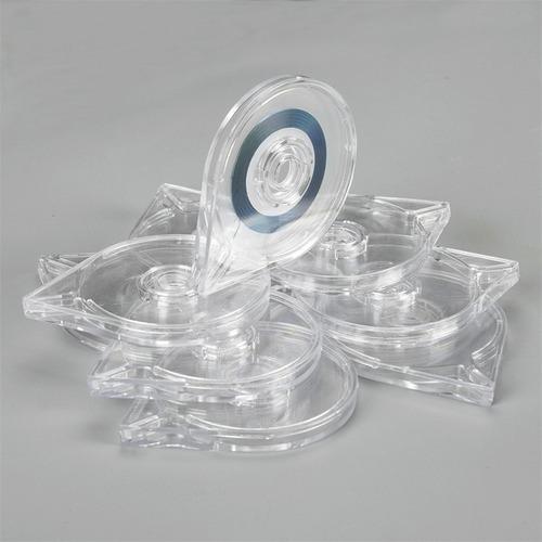 10 piezas caja de cinta decorativa de uñas estuche de