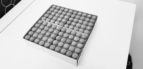 10 piezas de casquillo y botana para tacos de billar