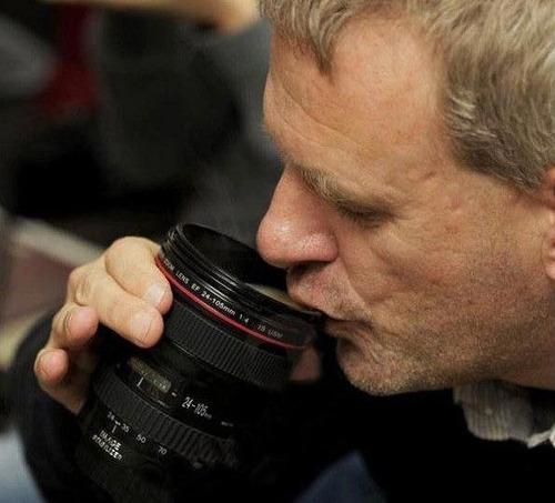 10 piezas vaso taza forma lente  de cámara 24-105 mm