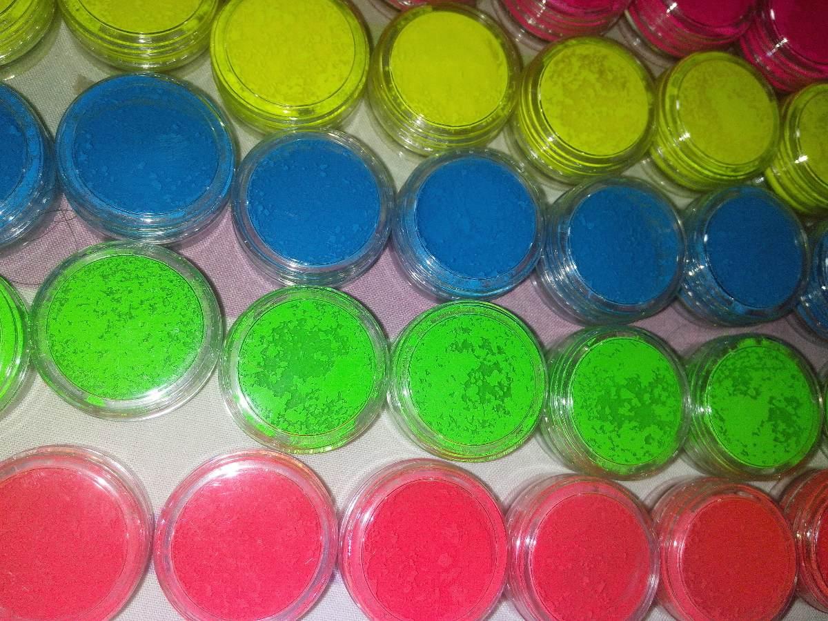 10 Pigmentos Para Gota De Arte En Sistemas De Uñas - Bs. 2.500,00 en ...