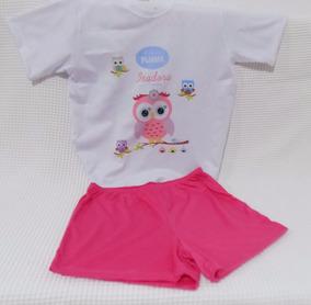 e69026742 Kit Pijamas Personalizados Infantil - Conjuntos Infantis no Mercado ...
