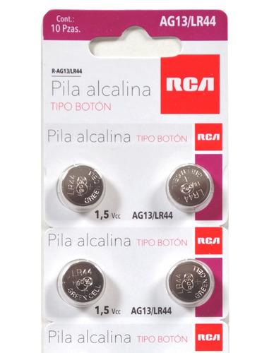 10 pila bateria ag13 lr44 357 sr44 l1154