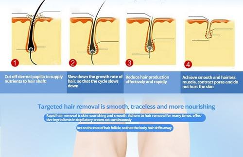 10 pilaten depilacion bellos pierna brazo axila bikini