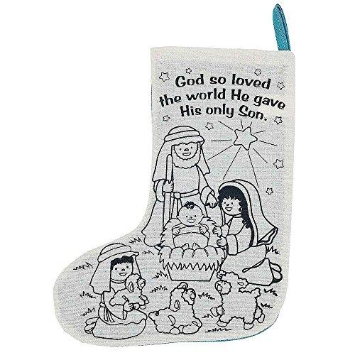 10 \\pintar Su Propia Escena De La Natividad Navidad De Alma ...