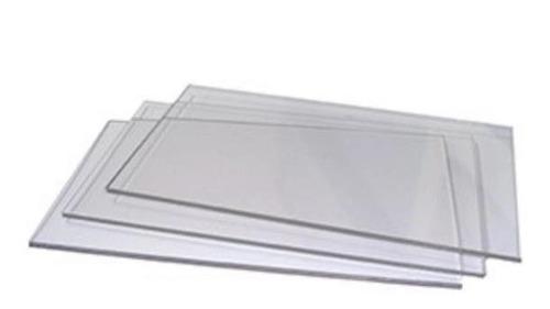 10 placas de petg 0,50 - chapa 2x1m - para epis