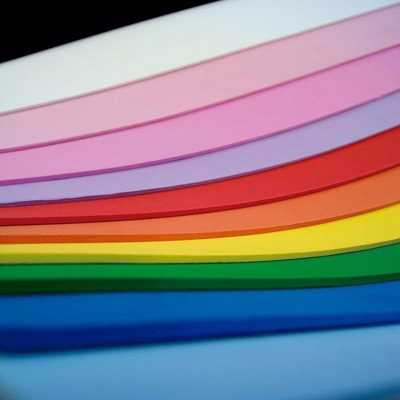 0d407e28085b1 10 Placas Eva Grande   Cartolina De Eva  Folha 2,00x1,25 2mm - R ...