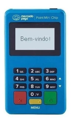 10 point mini chip - maquina sem o celular