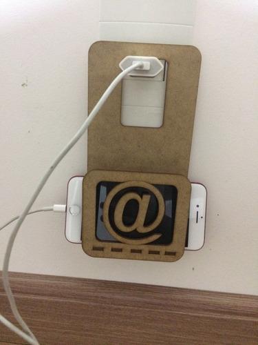 10 porta celular personalizado mdf raio fazemos outros temas