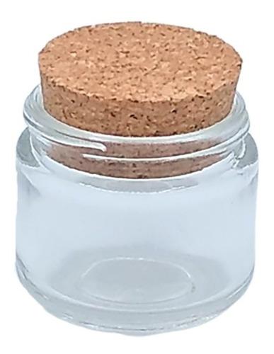 10 pote de vidro 60ml c/rolha sais de banho cremes