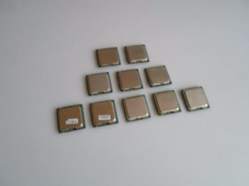 10 processadores lga775 pentium 4 /3.20 ghz/ outros -atacado