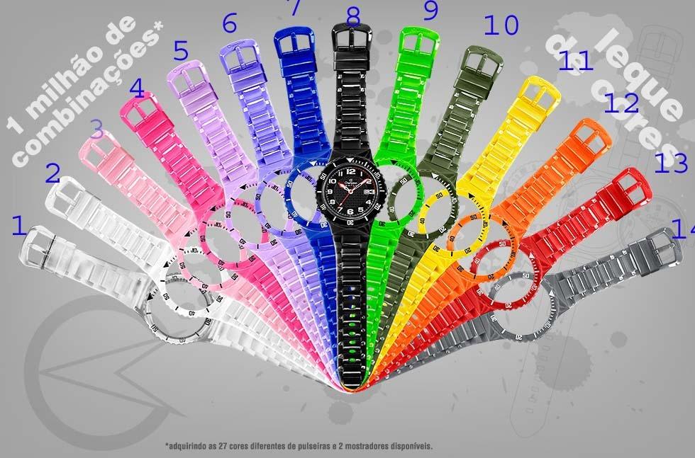 26d7489d1aa 10 pulseiras champion troca pulseiras original avulsa. Carregando zoom.