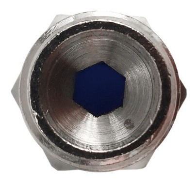 10 pz de conector/racor rápido neumático recto 1/4 npt x 1/4