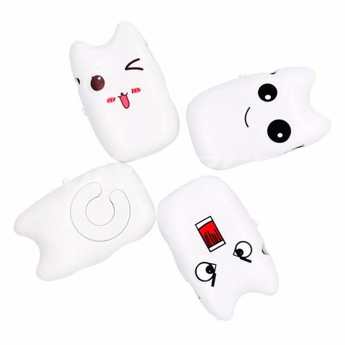 10 pzs reproductor mp3 figura gato totoro para niño + envio
