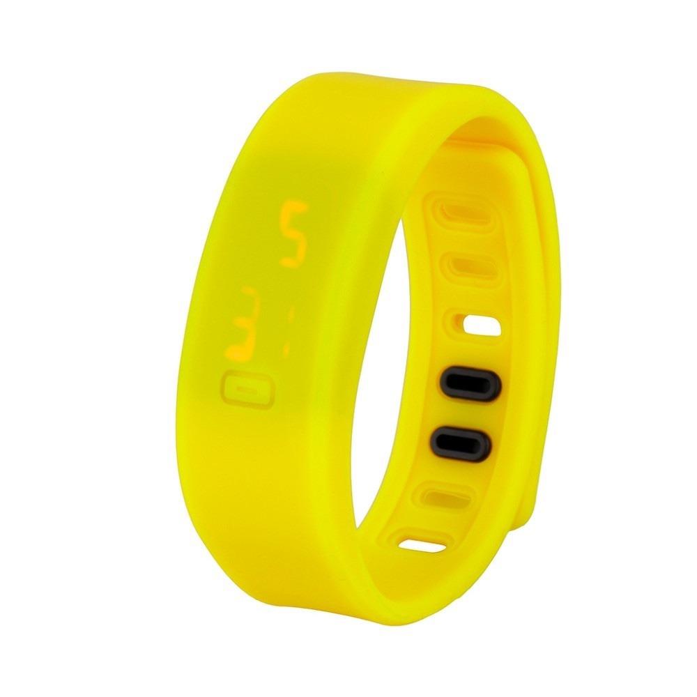 80a4210ad81 10 relógio digital led touch pulso fino colorido frete gráti. Carregando  zoom.