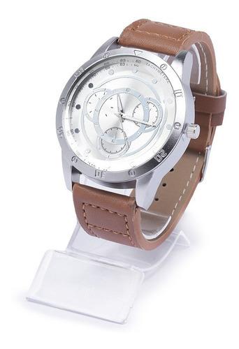 10 relógios masculino vários modelos atacado revenda + caixa