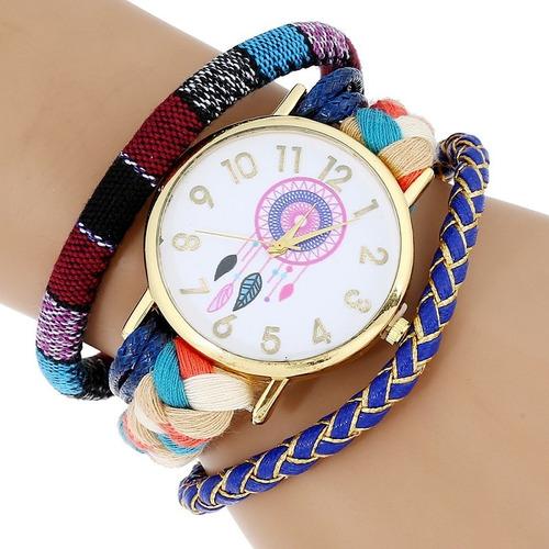 10 relojes brazalete iman mujer dama atrapa sueño mayoreo. Cargando zoom. c31c6117207d