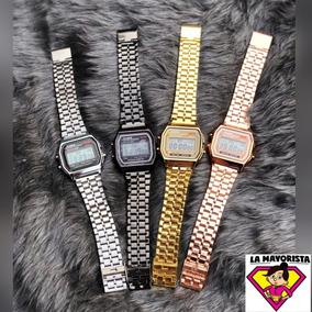 da3d4e96a961 Lote 10 Pulseras De Guatemala - Reloj Casio en Mercado Libre México