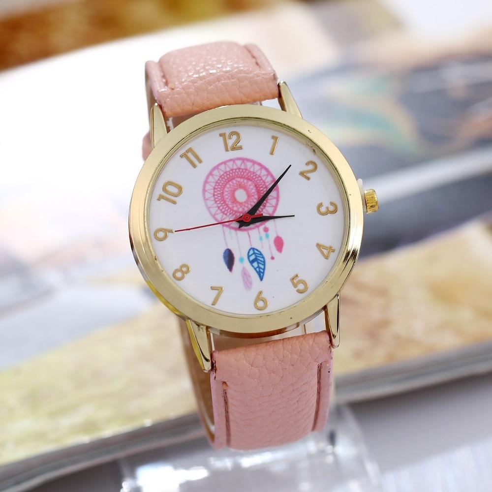 10 Relojes Lote Reloj Mujer Mayoreo Moda Atrapa Sueños A999 ... 770dcec1d36a