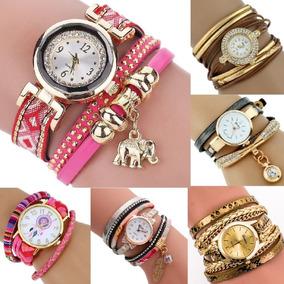 45fe6adf9690 Relojes Pulsera Elefante - Joyas y Relojes en Mercado Libre México