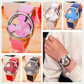 19f418c96 10 Relojes Mickey Raton Orejas Moda Mujer Niña Lote Mayoreo