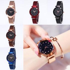 428abf98f5ff Reloj Pulsera Iman De Moda - Reloj de Pulsera en Mercado Libre México