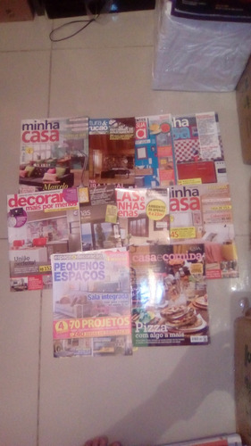 10 revista minha casa,pequenos espaços,arquitetura e outros
