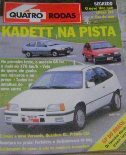 10 revistas quatro rodas ano 29