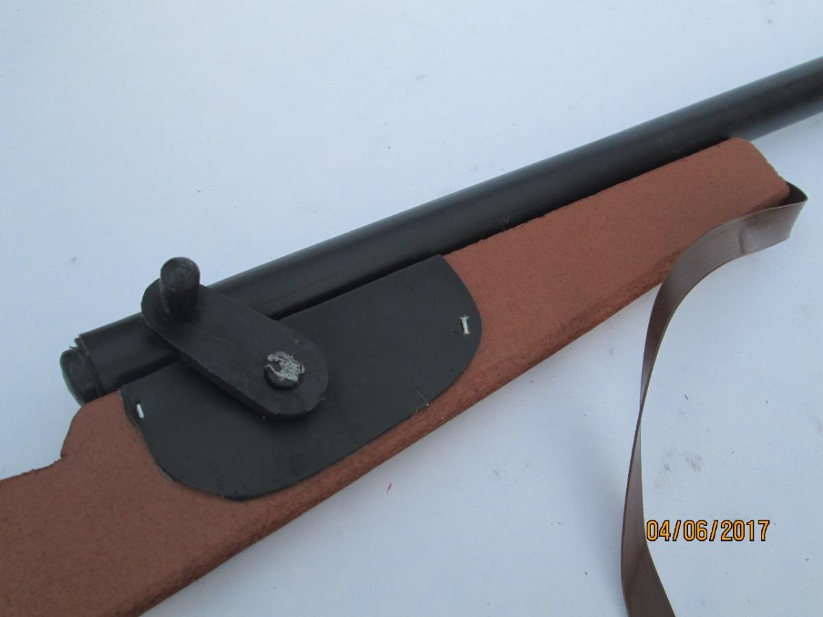 Juguete Rifle Madera 10 Mexico Zapatista Revolucion 3A54jRL