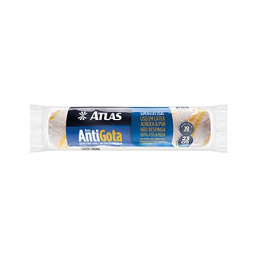 10 rolos lã anti-gota 23cm - 321/10 atlas