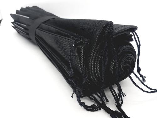 10 saco sapato grande masculino preto visor organizador