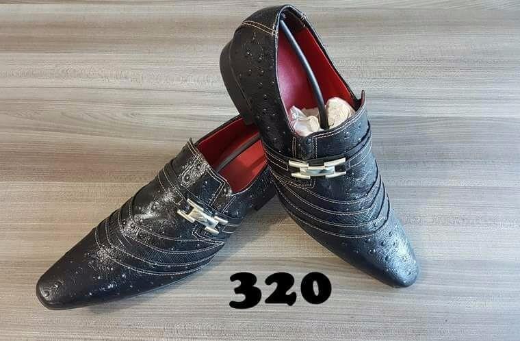 28ba0b632a 10 Sapatos Social Masculino Atacado Promoção Frete Grátis - R  1.825 ...