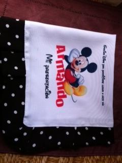 10 servilletas de tela personalizadas a todo color en mercado libre - Servilletas personalizadas ...