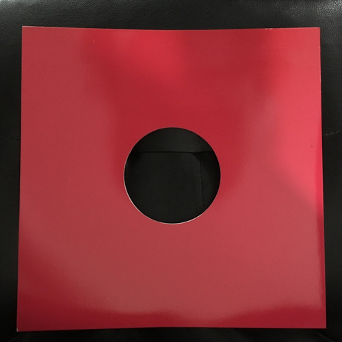 10 sets de tapa  + sobre papel + funda ext vinilo/lp