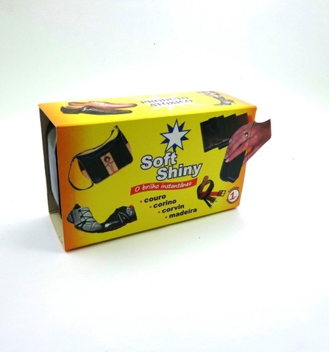 10 soft shinny brilho instantâneo para sapatos-frete gratis