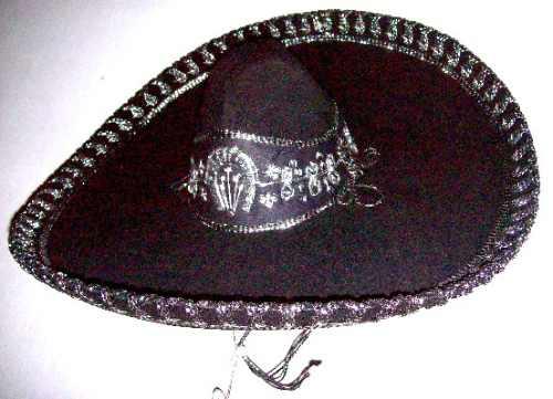 10 Sombrero Charro N-pl Folklor Baile Regional C Envio -   5 f26271466af