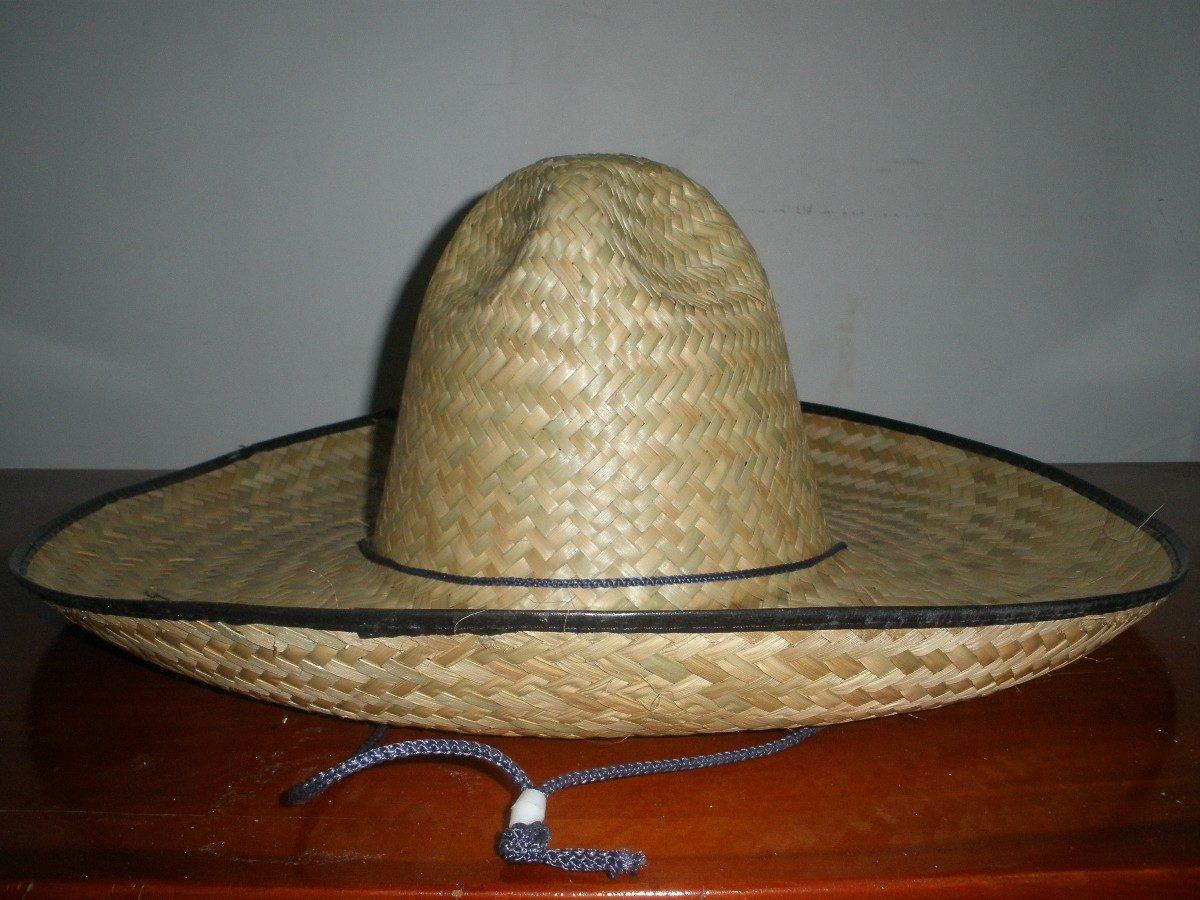 8aa44f9969e5c 10 sombrero charro paja palma adulto mexico fiesta economico. Cargando zoom.