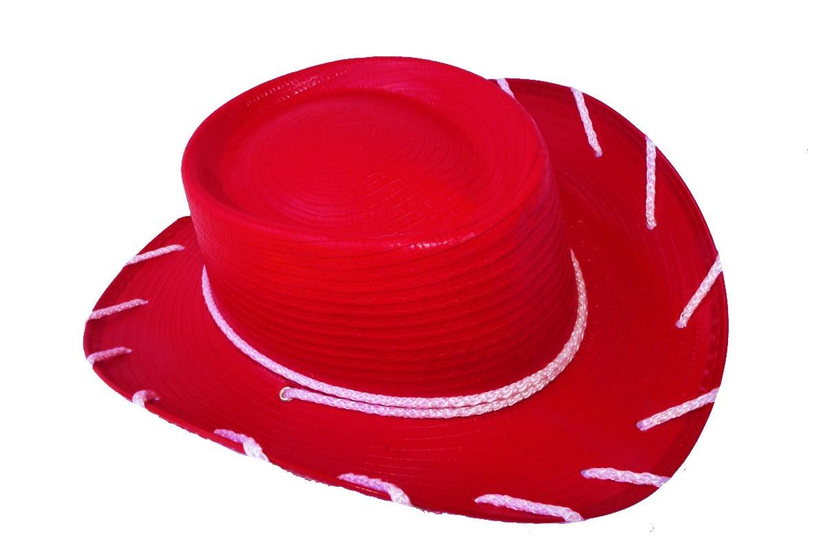 10 sombrero jessy vaquerita disfraz toy story fiesta niña. Cargando zoom. a04e94ff756