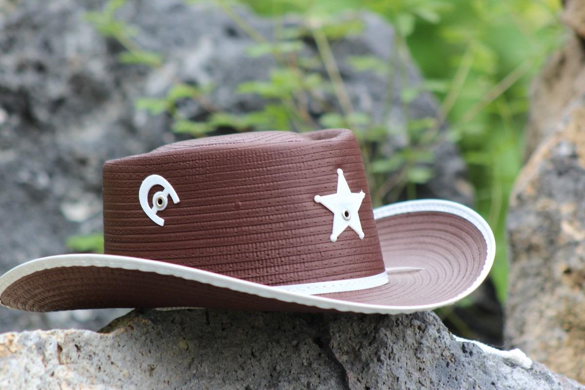 5f5d2df82a122 10 Sombrero Vaquero Color Disfraz Viejo Oeste -   699.00 en Mercado ...