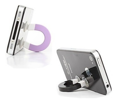 10 suportes stand magnetic iphone ipod mp3 galaxy celulares