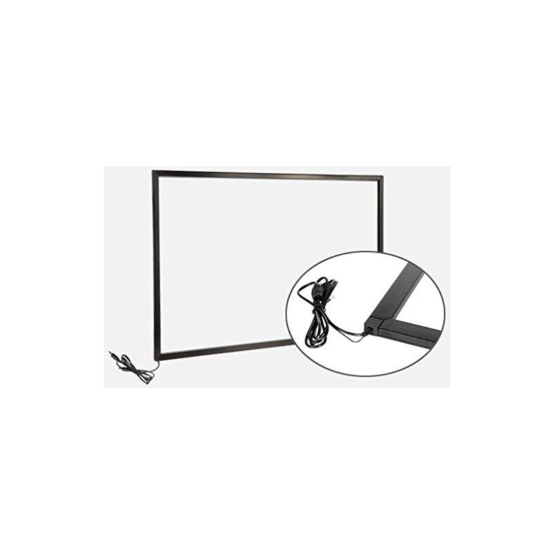 10 Touch Point 24-84 Ir Touch Screen Frame Overlay Sin Crist ...
